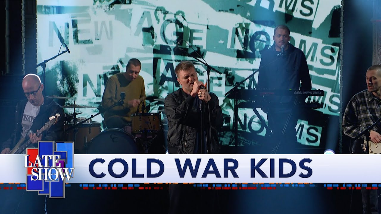 "Cold War Kids Perform ""Complainer"" thumbnail"