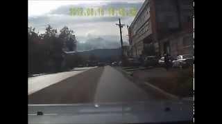 Свидетели ДТП Догнали Тойоту, Вытолкнувшую Машину Под Встречный Грузовик