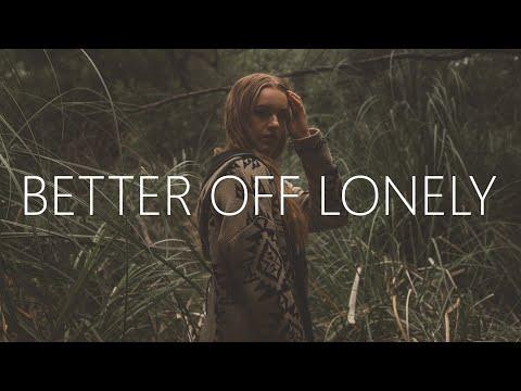 Nurko - Better Off Lonely (Lyrics) feat. RORY