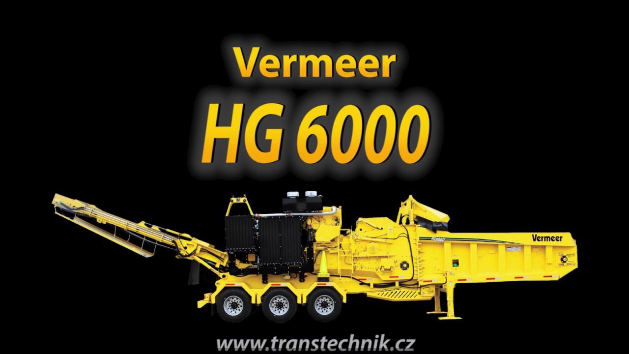 Vermeer HG6000