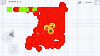 agario how to zoom out