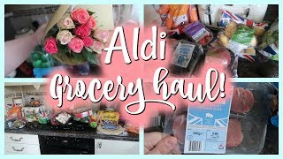 ALDI GROCERY HAUL FOR £60 || FEEDING MY FAMILY OF 3 || My Happy Ever After