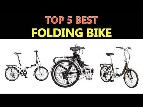 Best Folding Bike 2018