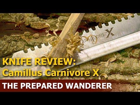 Camillus Carnivore X Review