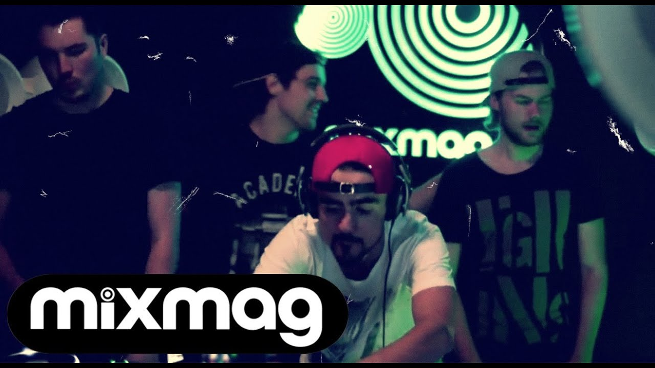 Third Party, Dimitri Vangelis, Wyman - Live @ Mixmag Lab LDN 2014