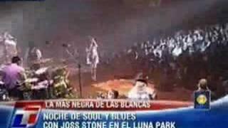 Joss Stone - Headturner [Luna Park, Argentina 11/06/08]