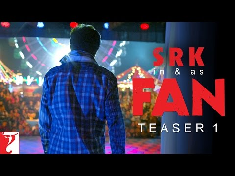Shahrukh Khans Fan Movie Trailer