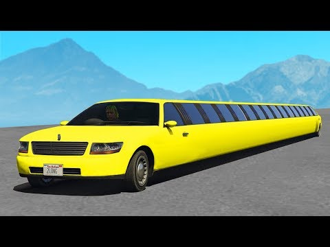 Download The Longest Car Money Can Buy.. (GTA RP) Mp4 HD Video and MP3