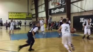 Travel basketball April 2016 @ Hoops in Neptune JKMBA.