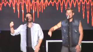 microphone- 98 degrees  live in Greenville SC