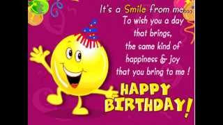 Que Dios te bendiga - Feliz Cumpleaños!!