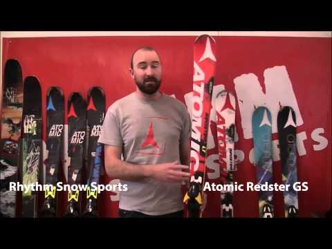Atomic Redster GS Ski Review