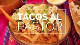 Tacos Al Pastor - Hispanic Kitchen