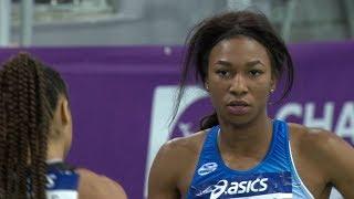Liévin 2018 : Finale 400 m F (Déborah Sananes en 52''83)