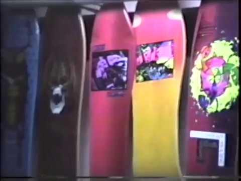 Skank Skates: Mini Nil8 w/Jesse Neuhaus 06/30/1989