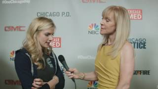 'Chicago Fire's' Kara Killmer: How the Show's Ladies 'Stick Together'