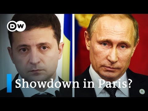 Zelensky, Putin face off in Paris: What's at stake?   DW News