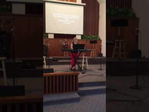 """Clean"" performed at a church"