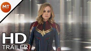 Captain Marvel Movie (2019) Brie Larson Teaser Trailer [Fan-Made]