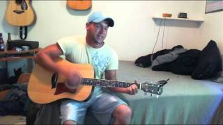 Hemorrhage(In My Hands) - Fuel (Tyler Folkerts acoustic cover)