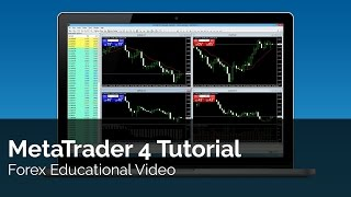 MetaTrader 4 Tutorial