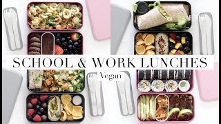 School & Work Lunches #9 (Vegan) AD | JessBeautician