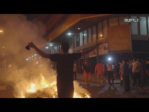 Παραγουάη:Ένας νεκρός και 18 τραυματίες σε συγκρούσεις με την αστυνομία σε αντικυβερνητική διαδήλωση