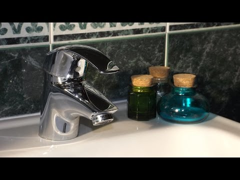 Come cambiare il RUBINETTO miscelatore del lavabo in 20 minuti-How to change your SINK TAP