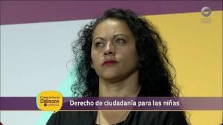 Diálogos en confianza (Familia) - Derecho de ciudadanía para las niñas