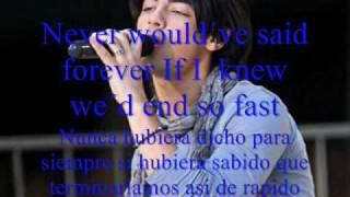 On the line-Demi Lovato ft. Joe Jonas con letras en ingles y en español