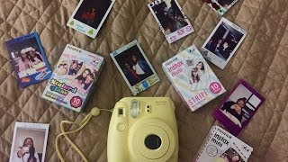 Fujifilm Instax Mini 8 Review+ Film Haul