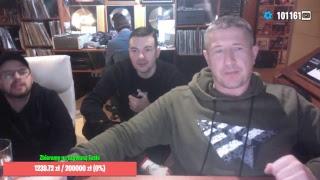 Live Bomba Studio #8 Decks/Taek 2 (Śliwa na żywo) – transmisja na żywo