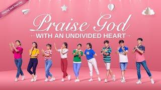 "Christian Dance   ""Praise God With an Undivided Heart""   Praise Song"