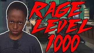 HE RAGES SO HARD HE CRIES !!! - Black Ops 3 Gameplay ft. Trent