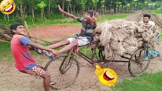 Indian New funny Video😄-😅Hindi Comedy Videos 2019-Episode-04--Indian Fun || Experiment Idea
