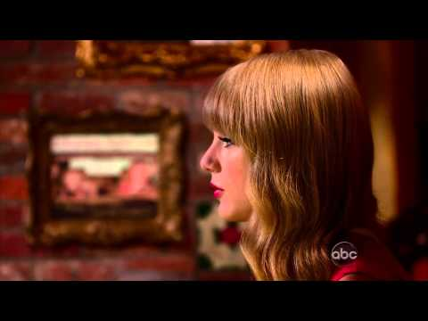 Taylor Swift - Interview on All Access Nashville with Katie Couric