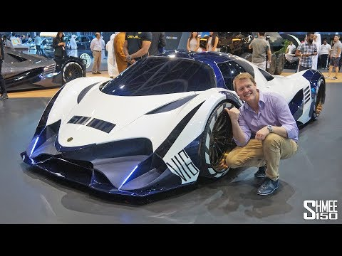 The Crazy 5,000hp Devel Sixteen is REAL! | FIRST LOOK