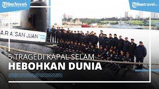 5 Tragedi Kapal Selam yang Hebohkan Dunia, Kecelakaan Kursk Tewaskan 118 Kru