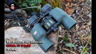 Binocolo Kowa YF II 8x30 (with english subtitles)