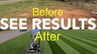 How to start your lawn care and mowing season off RIGHT in 2020