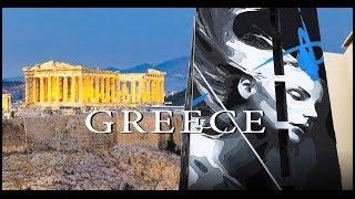Graffiti Capital of Europe: 4K Athens TOP Street Art creations - Greece
