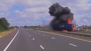 Подборка жестких Аварий и ДТП Selection of hard Accidents 2016 (аварии)