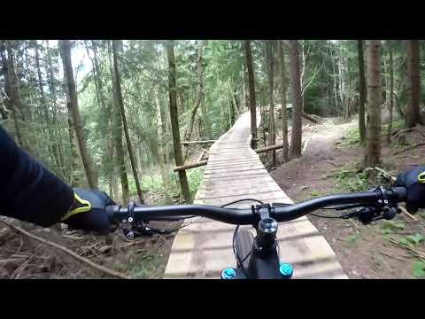 <!--:cs-->Bikepark Kranjska Morning Wood 2018<!--:-->