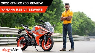 2022 KTM RC 200 Review   Yamaha R15 V4 Beware!   Happy Dussehra   BikeWale