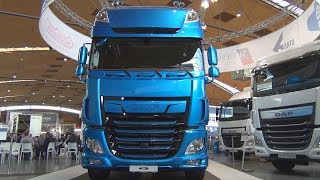 DAF XF 530 FT SSC Tractor Truck (2018) Exterior and Interior