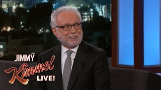 Wolf Blitzer on Being in Mission: Impossible - Fallout