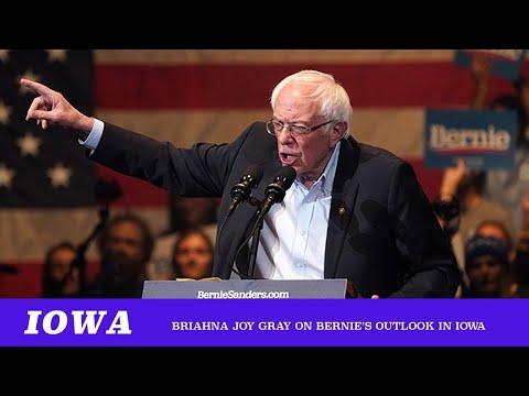 Iowa Is Looking Good For Bernie If We Make It Happen ft. Briahna Joy Gray (TMBS 125)