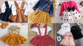 Latest Baby Girl Outfit Collection 2020/Cute Dresses For Kids Girls/Baby Dresses/ Baby Girl Outfits