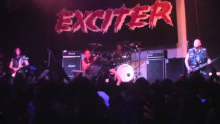 "EXCITER @ 333 LIVE LONG THE LOUD 4/23/2016 ""VULTURE VIDEO"""
