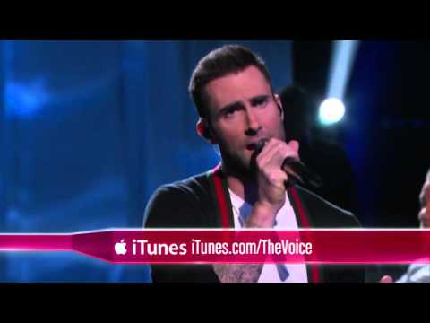 R  City And Adam Levine   Locked Away    The Voice 2015 Mp3
